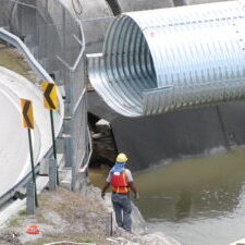 Canal Relocation